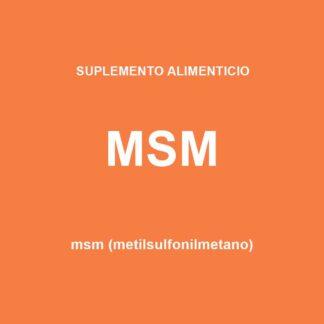 msm-metilsulfonilmetano