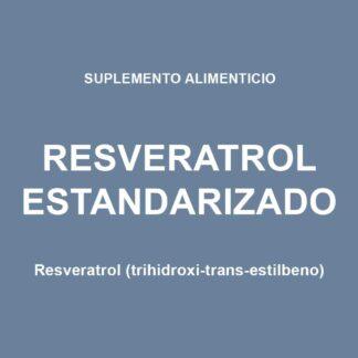 resveratrol-estandarizado