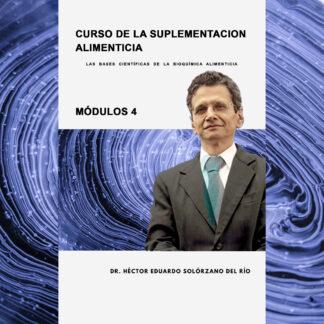 Curso de la Bioquímica Alimenticia por Dr. Héctor Solórzano En línea